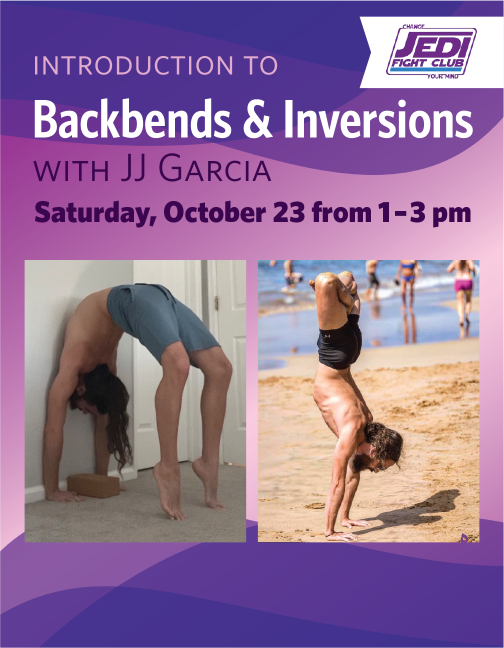 Introduction to Backbends & Inversions